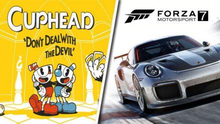 vidéo : Julo et Trazom jouent à Forza Motorsport 7 (Replay)
