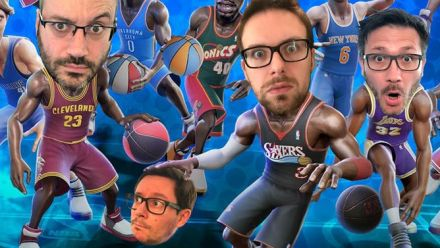 Vid�o : #GameblogLIVE sur NBA PlayGrounds