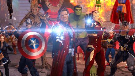 Vid�o : Marvel Heroes Omega s'annonce sur PS4 et Xbox One en vidéo