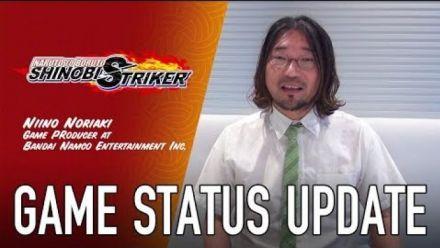 Naruto to Boruto Shinobi Striker : Meassage de Niino Noriaki