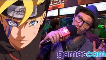 Gamescom : Naruto to Boruto Shinobi Striker, nos impressions tête à l'envers
