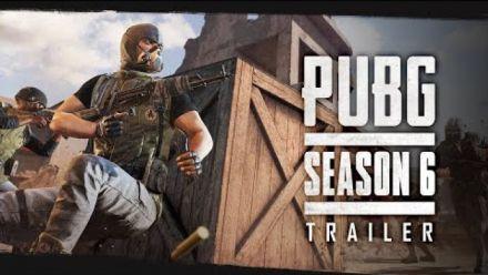 Trailer de la saison 6 de PUBG