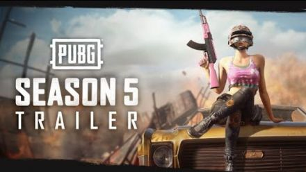 PUBG - Season 5 Gameplay Trailer