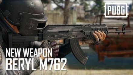 PUBG - New Weapon - Beryl M762