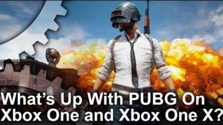 Vid�o : PUBG : Comparatif Xbox One/Xbox One X