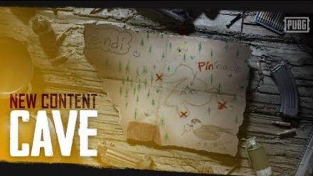 PUBG - Cave Tease