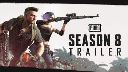 Vid�o : Season 8 Gameplay Trailer | PUBG