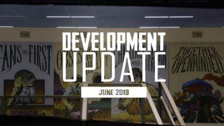 PUBG : Journal des devs de Juin 2019