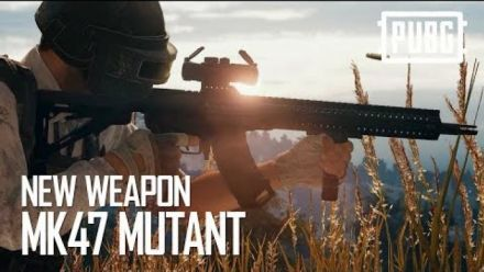 PUBG - New Weapon - Mk47 Mutant