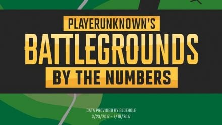 Vid�o : Les statistiques de PLAYERUNKNOWN'S BATTLEGROUNDS