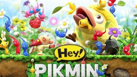 Vid�o : Hey! Pikmin : Chanson officielle de dingue