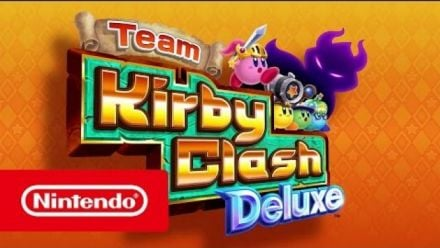 Vid�o : Team Kirby Clash Deluxe (3DS) - Trailer de lancement
