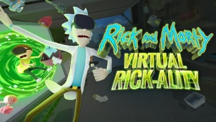 Vid�o : Rick and Morty ׃ Virtual Rick-ality - trailer