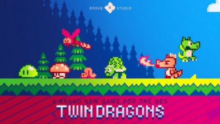 Vid�o : Twin Dragons : trailer Kickstarter