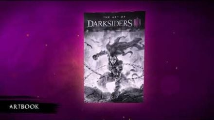 vidéo : Darksiders III - Collector's Edition