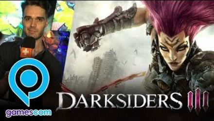Vidéo : Gamescom : Impressions Darksiders 3