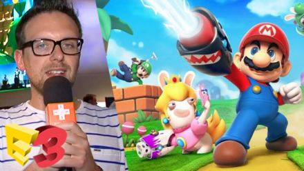 Vidéo : E3 2017 : Nos impressions de Mario + The Lapins Crétins