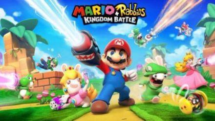Vidéo : Mario + Rabbbids Kingdom Battle E3 2017 Trailer