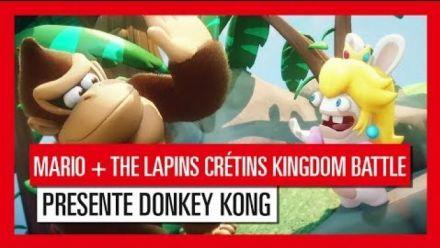 Vidéo : Nintendo Direct : Donkey Kong en DLC printemps 2018