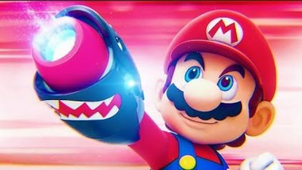 Vidéo : Mario + Lapins Crétins Kingdom Battle : Bande-annonce gameplay Mario