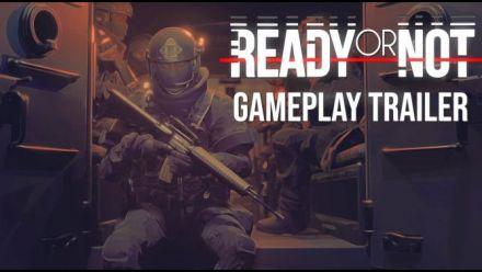 Vidéo : Ready or Not [Gameplay || Preorder Trailer]