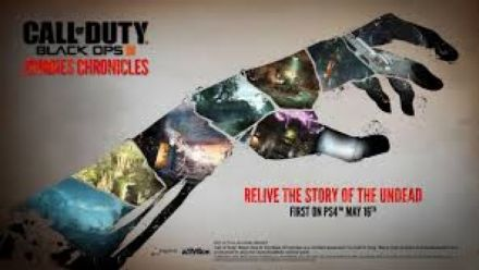 Vid�o : CoD Black Ops III Zombies Chronicles Trailer Annonce
