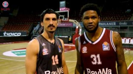 Vidéo : Le Bayern Munich fait son entrée dans l'eSport sur NBA 2K