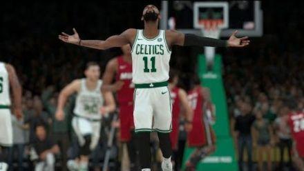 Vidéo : NBA 2K18 : Trailer de lancement