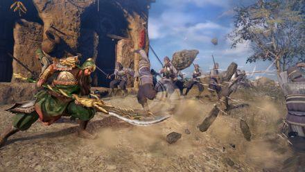 Vid�o : Dynasty Warriors 9 : Nouveautés des combats