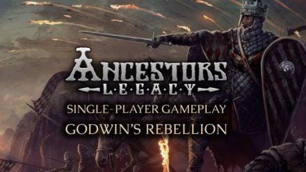 Vid�o : Ancestors Legacy : 30 minutes de gameplay