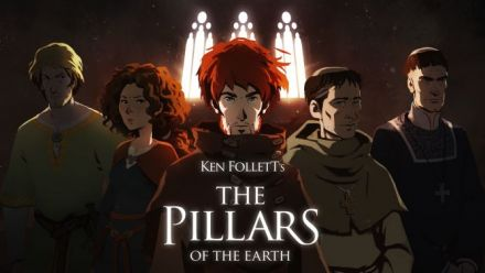 Vidéo : The Pillars of the Earth, l'adaptation du roman de Ken Follett