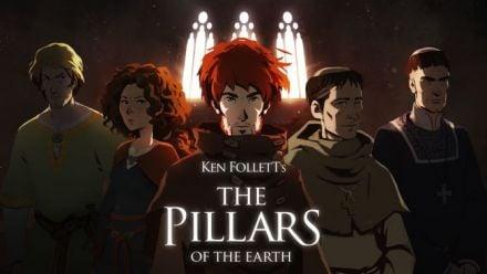 Vid�o : The Pillars of the Earth, l'adaptation du roman de Ken Follett