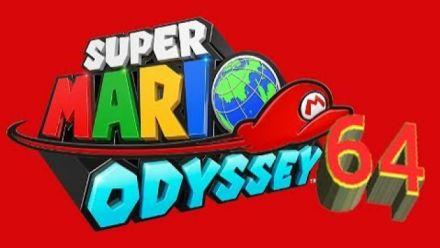 Vid�o : Super Mario Odyssey 64
