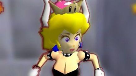 Vidéo : Super Mario 64 : Bowsette Mod par Kaze Emanuar