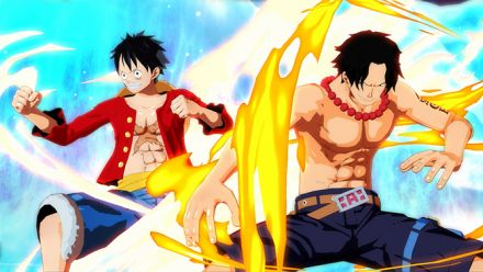 Vid�o : One Piece Unlimited World Red Deluxe Edition : Trailer d'annonce Switch, PS4 et PC