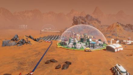 Vid�o : Surviving Mars s'annonce en vidéo