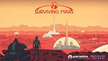 Vid�o : Surviving Mars - Release Trailer