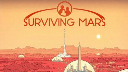 """Vid�o : Surviving Mars - Domes, """"Living on Mars"""""""