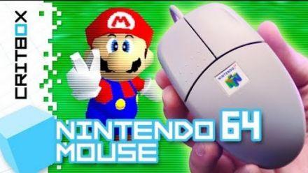 Vidéo : Super Mario 64 : 70 étoiles à la souris