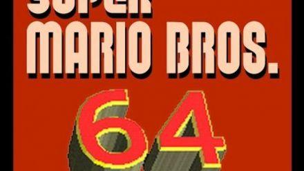 Vidéo : Super Mario 64 : Vidéo de gameplay de Super Mario Bros. 64