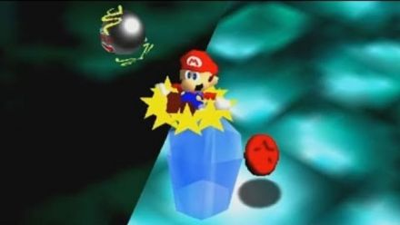 Vidéo : Super Mario 64 : Il termine un niveau de Bowser sans utiliser le stick analogique
