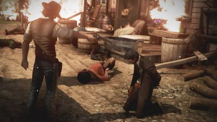 Vid�o : Wild West Online : Trailer de gameplay