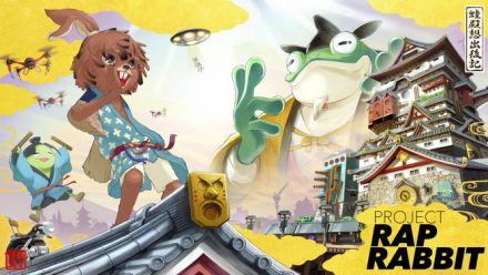 Vid�o : Project Rap Rabbit : Première vidéo officielle