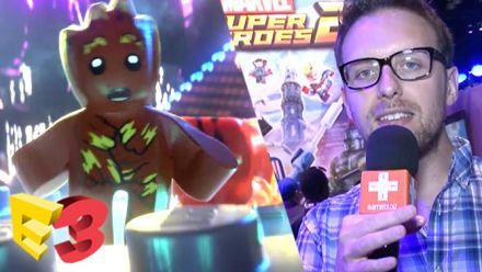 Vidéo : E3 2017 : Nos impressions de LEGO Marvel Super Heroes 2