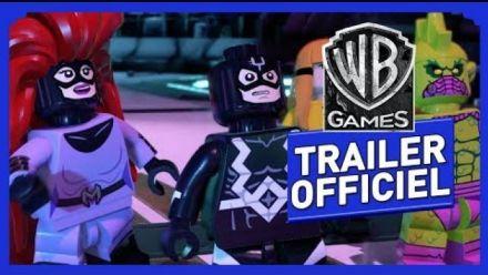Vid�o : LEGO Marvel Super Heroes 2 - Inhumans - Trailer Officiel