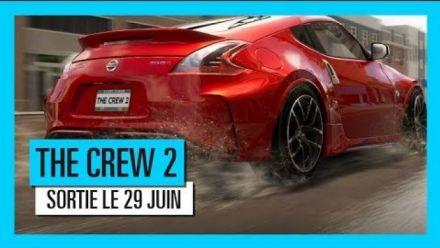 Vid�o : The Crew 2 : Bande-annonce date de sortie