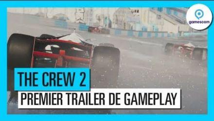 Vid�o : THE CREW 2 - Premier Trailer de Gameplay. Gamescom 2017