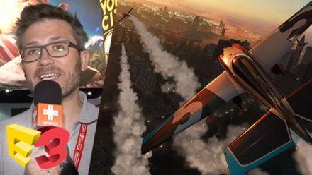 Vid�o : E3 2017 : The Crew 2 a passé la vitesse supérieure, nos impressions