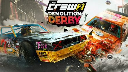 Vidéo : The Crew 2 Demolition Derby - Teaser