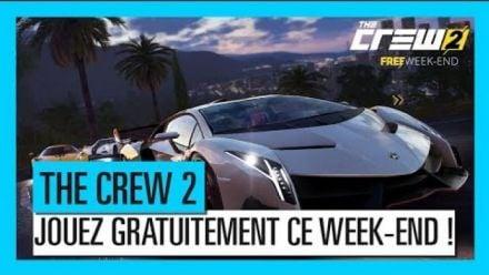Vidéo : The Crew 2 : Week-end gratuit - trailer